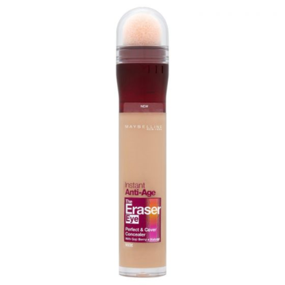 Age eraser under eye lightening concealer