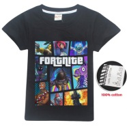 comfortable-Summer-T-Shirts-Fortnite-Battle-Royale-Legend-Gaming-Pattern-Tops-Baby-Girls-Boys-T-shirt.jpg_350x350